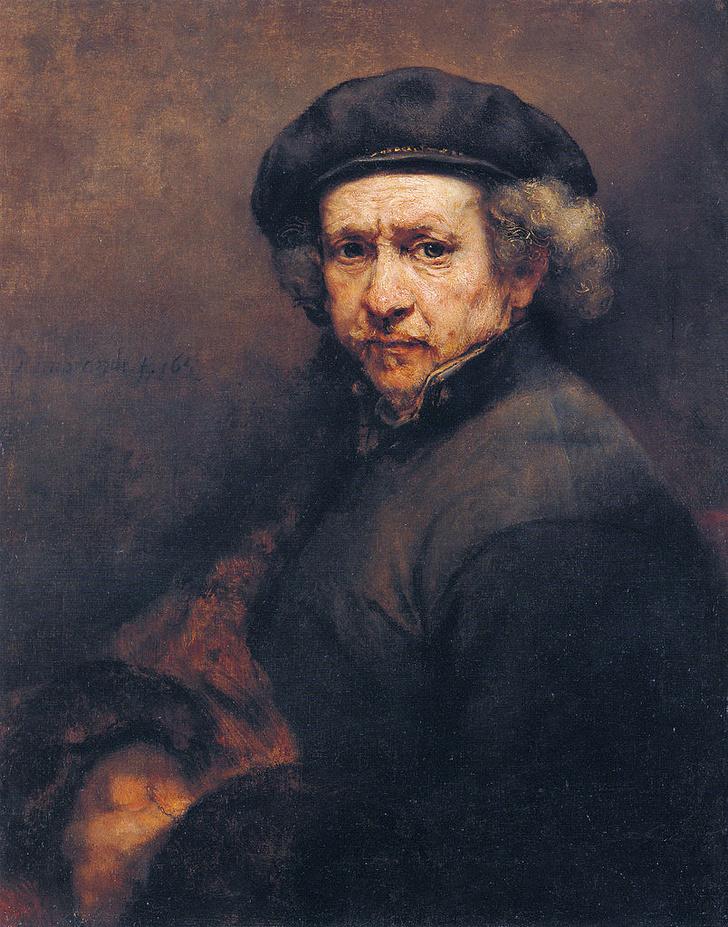 Фото №3 - Ученые объяснили фотографическую точность автопортретов Рембрандта