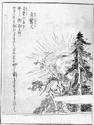 Фото №7 - Домовые в бане и лисы-оборотни: что общего у японских призраков и леших из русских сказок