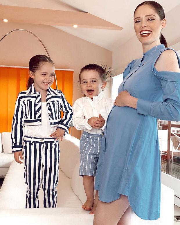Фото №1 - Коко Роша беременна в третий раз