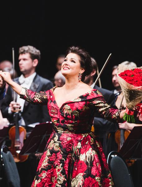 Фото №1 - Состоялся концерт Анны Нетребко и Юсифа Эйвазова при поддержке Chopard