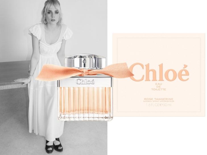 Фото №1 - Аромат дня: Rose Tangerine от Chloé