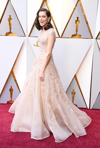 Фото №15 - «Оскар-2018»: 10 лучших платьев церемонии награждения
