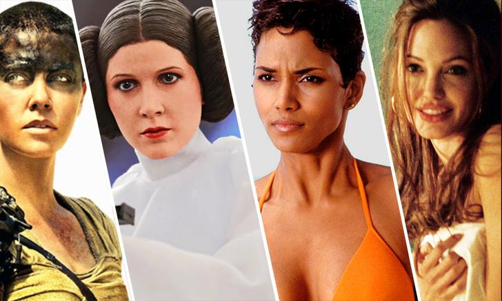 Фото №1 - 15 актрис, игравших по-настоящему крутых героинь, когда это еще не было мейнстримом