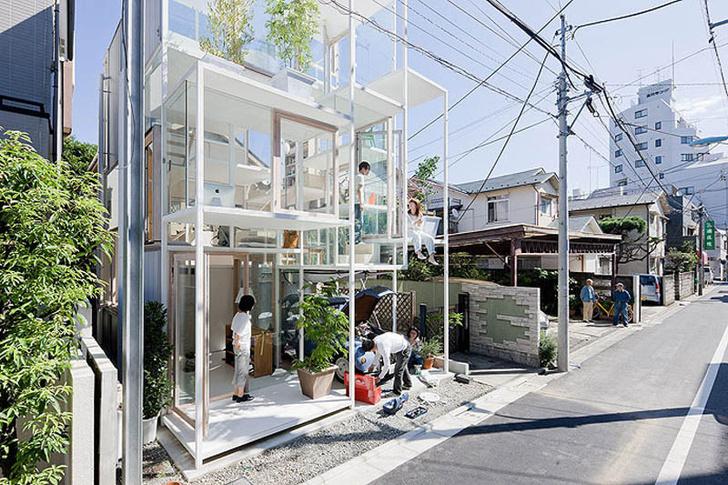 Фото №4 - Решить квартирный вопрос: 7 необычных домов