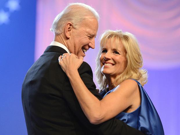 Фото №1 - Любовь в Белом доме: как Джилл Байден поздравила мужа с Днем святого Валентина