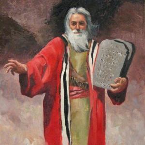 Фото №1 - Моисей мог быть наркоманом