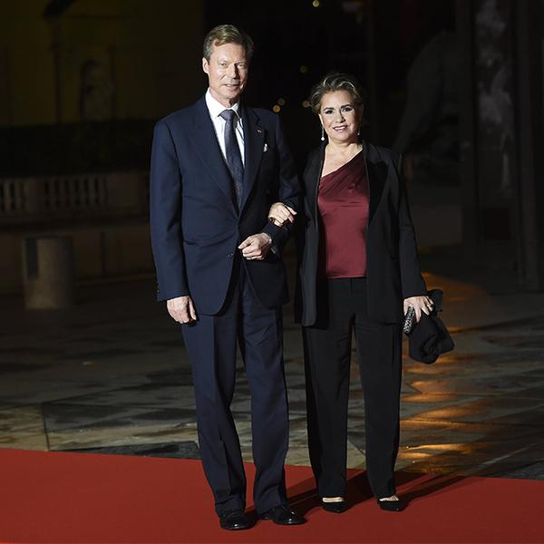 Фото №8 - Боги политического Олимпа: президенты и их жены на званом ужине в Париже