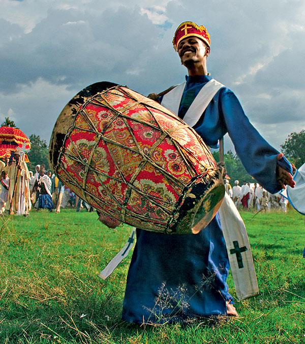 Фото №1 - Новый год в Эфиопии
