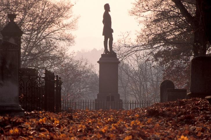 Фото №9 - Долгое эхо Гражданской войны: зачем ехать в американский Лексингтон