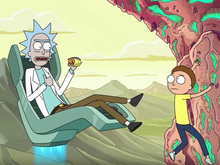 Фото №3 - Чего стоит ждать от шестого сезона мульсериала «Рик и Морти»