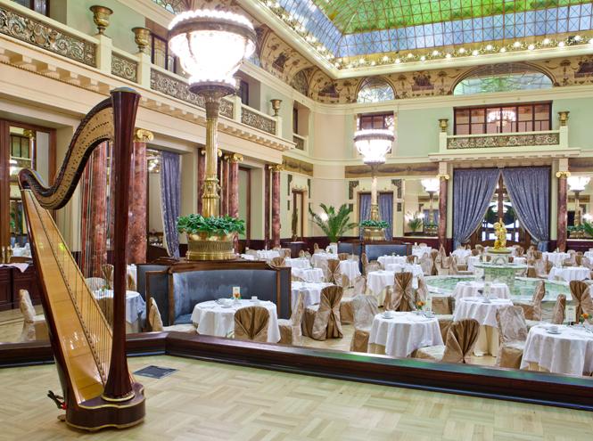 Фото №2 - «Метрополь» приглашает на традиционный пасхальный обед