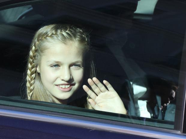 Фото №69 - Принцесса Леонор: история будущей королевы Испании в фотографиях