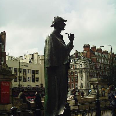 Фото №1 - Британские статуи скоро заговорят