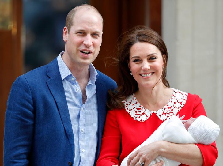Фото №1 - Герцог и герцогиня Кембриджские выбрали имя для третьего малыша