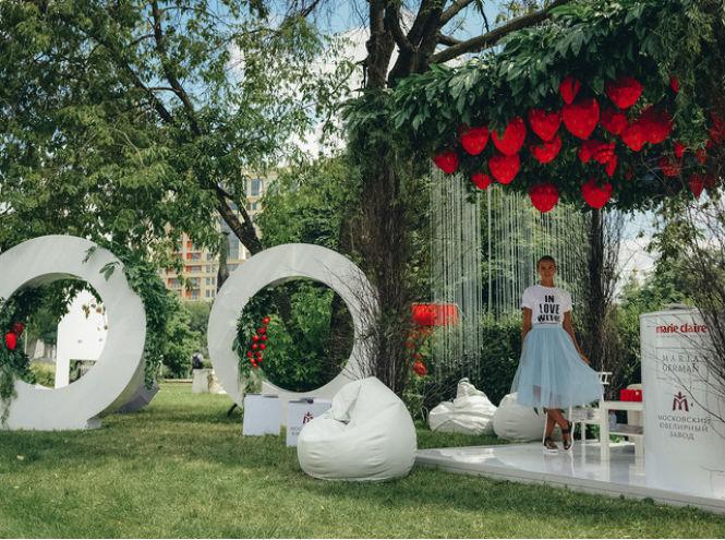Фото №2 - Marie Claire приглашает в «Музеон» на Moscow Flower Show
