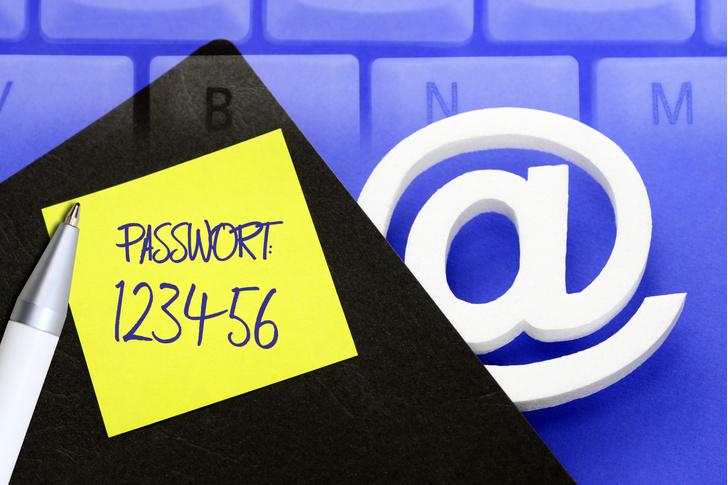 Фото №1 - Назван самый популярный пароль в мире