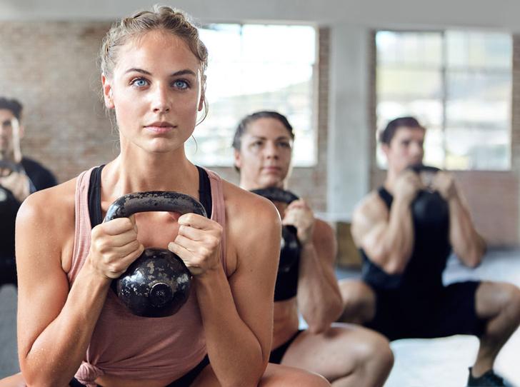 Фото №6 - Занятия в тренажерном зале: методы силовых тренировок и программа для начинающих