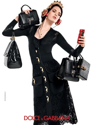 Фото №6 - Новая рекламная кампания Dolce&Gabbana