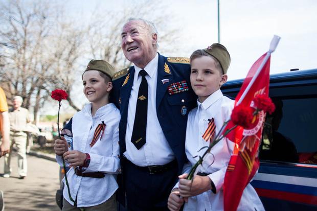 Фото №1 - 9 мая в Парке Горького будут поздравлять ветеранов