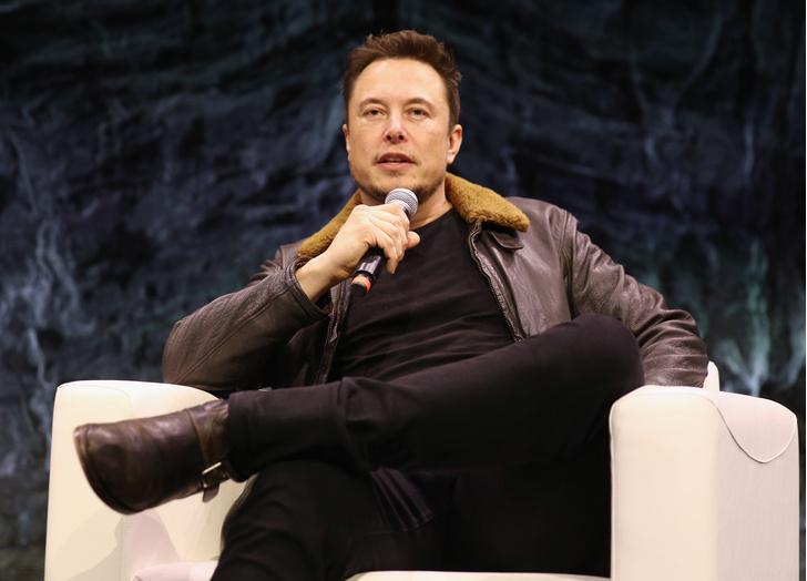 Фото №1 - Миллиардер Илон Маск стал отцом в шестой раз