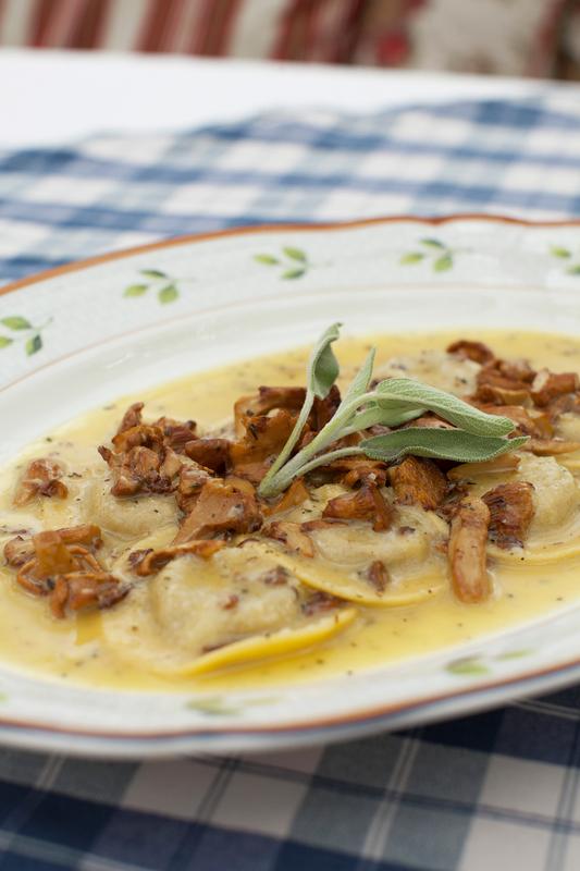 Фото №5 - Блюда с грибами по европейским рецептам