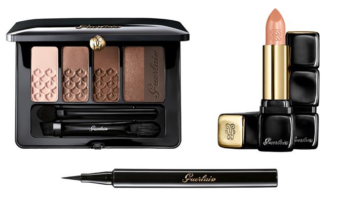 Фото №27 - Просто, красиво: осенняя коллекция макияжа Guerlain 2016