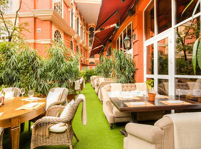 Фото №4 - 7 ресторанов Москвы с самой красивой верандой