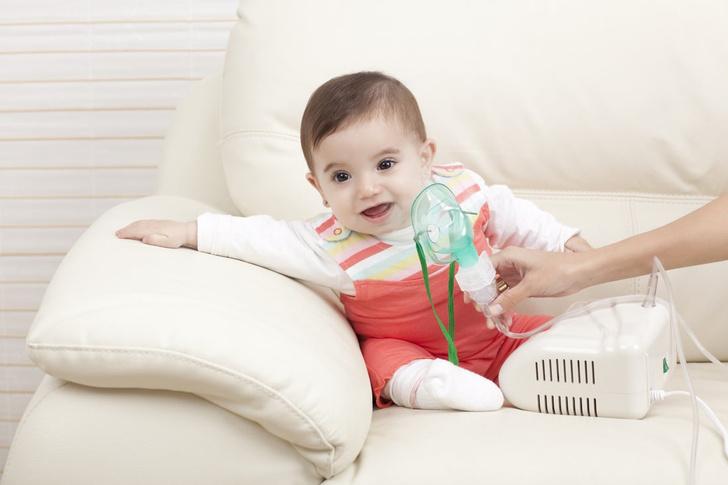 ингаляции минеральной водой ребенку