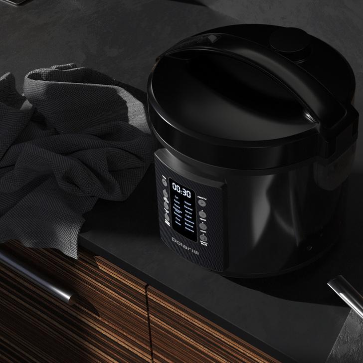 Фото №3 - Мультиварка от Polaris сделает вас шефом на собственной кухне