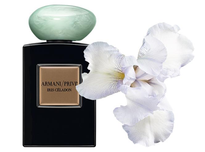 Фото №3 - Любовь к ирисам: аромат Iris Celadon от Armani/Prive