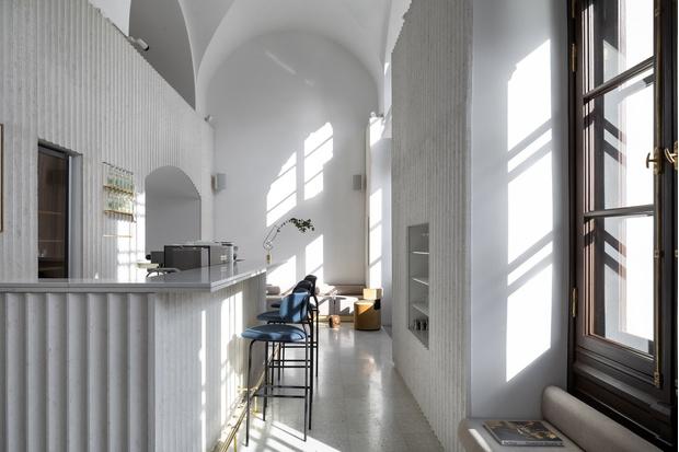 Фото №4 - Lobby: новое дизайнерское место в Москве
