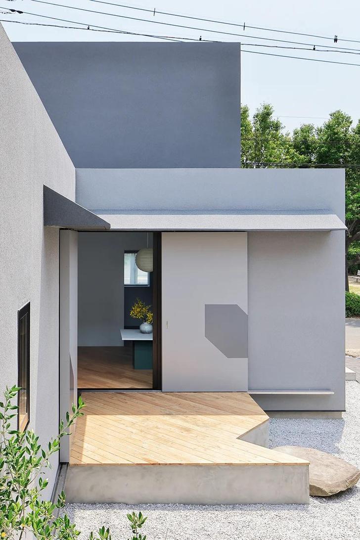 Фото №2 - Дом в Японии с многофункциональным пространством для отдыха