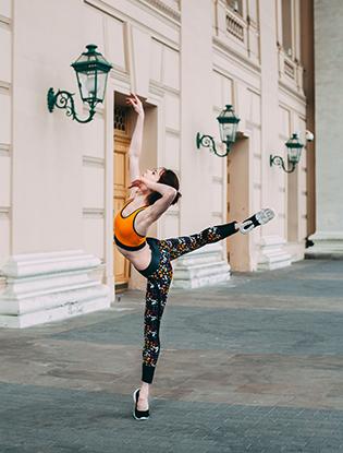 Фото №14 - Балерины Большого театра в специальной фотосессии