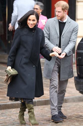 Фото №33 - Стильная беременность Меган Маркл: главные модные предпочтения герцогини