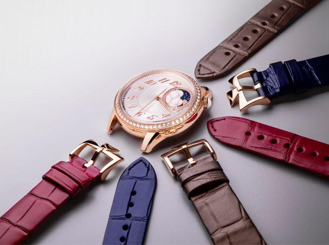 Фото №12 - Особый подарок: часы из коллекции Égérie Vacheron Constantin для ценителей искусства