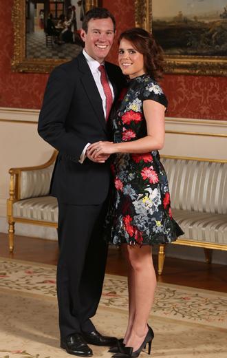 Фото №2 - Принцесса Евгения Йоркская выходит замуж за бывшего бармена