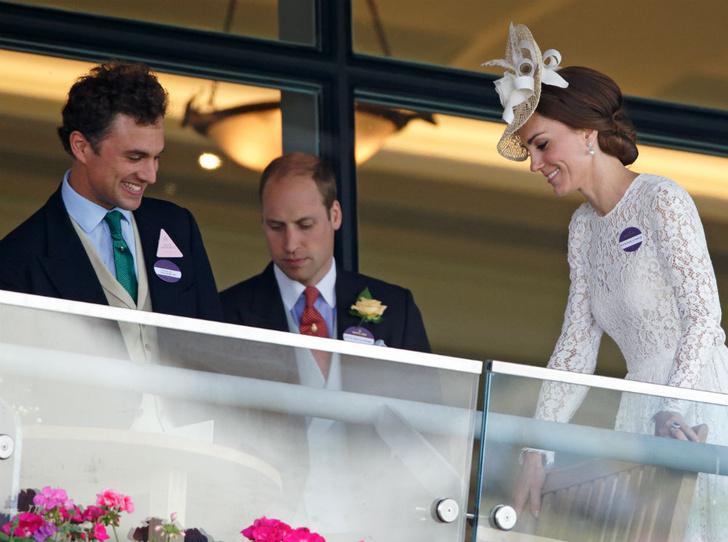 Фото №2 - Самая удивительная история любви: крестный принцессы Шарлотты женился на ее учительнице