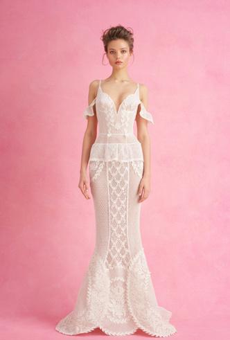 Фото №27 - 35 идей свадебных платьев с подиумов Недели высокой моды в Париже