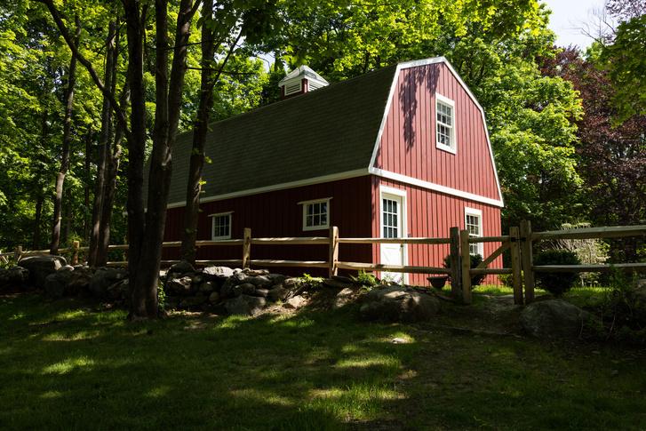 Фото №21 - Новая жизнь старого фермерского дома 1850-х годов