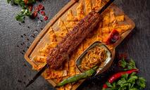 Кебаб на мангале и на сковороде