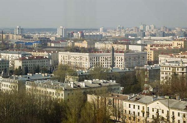 Фото №1 - Минскому соцреализму покровительствует Богоматерь