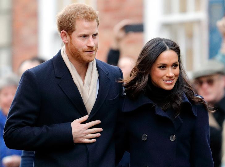 Фото №1 - Почему принц Гарри и Меган Маркл не стесняются обниматься на публике