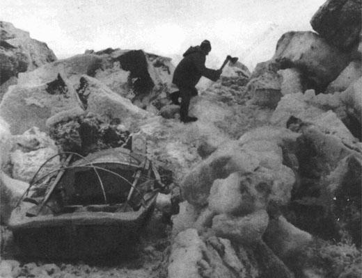 Фото №1 - На веслах по Студеному морю