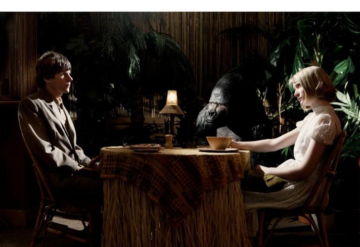 Кадр из фильма «Двойник», режиссер Ричард Айоади, kinopoisk.ru
