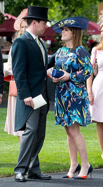 Фото №3 - Принцесса и жених: самое интересное на Royal Ascot 2017, день 4