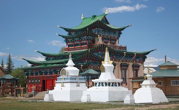 Фото №3 - Шаманы, буддисты и староверы у берегов Байкала