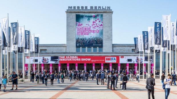 Фото №9 - Берлинская выставка IFA 2020 проходит в новом формате