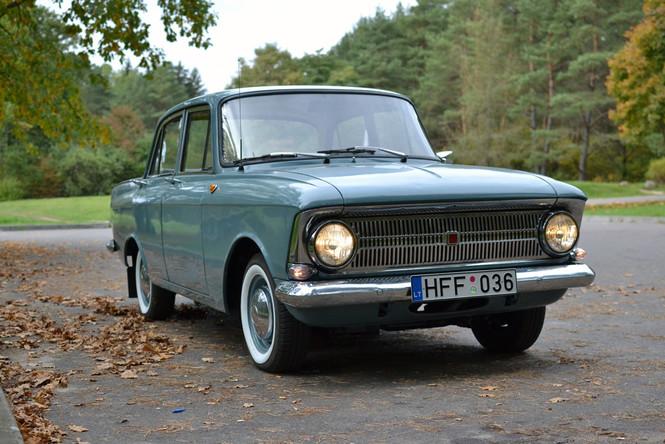 Фото №3 - Могли бы гордиться: 10 советских автомобилей, которым не стыдно было бы оказаться иномарками