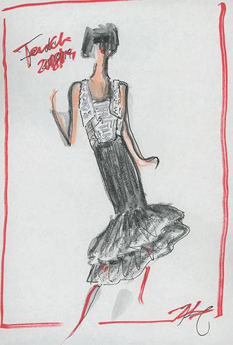Фото №3 - Жизнь в искусстве: Fendi Couture FW18