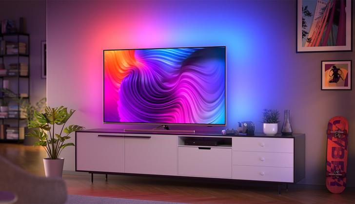 Фото №1 - Телевизор, который может всё: умный гаджет для мужчин